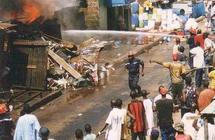 Suite de l'affaire de l'incendie de Colobane: Les victimes « serrent le point » pour obtenir justice