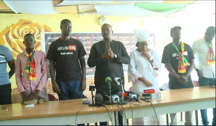 Mobilisation contre le scandale Petro-Tim: Aar Li Nu Bokk promet un autre vendredi de feu