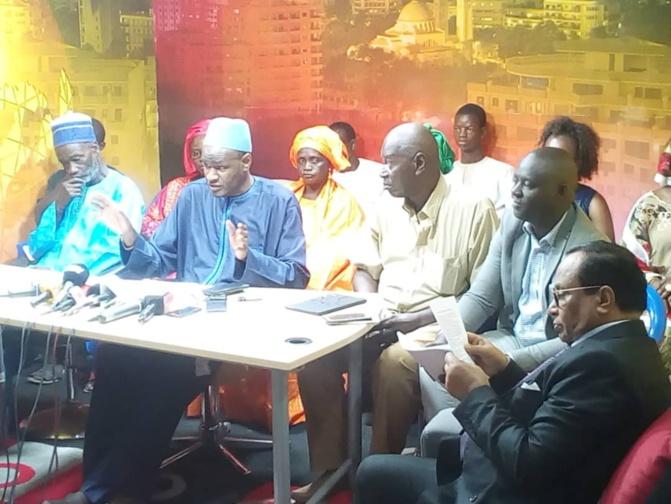 Thierno Lô- « Macky Sall ne protégera personne… »