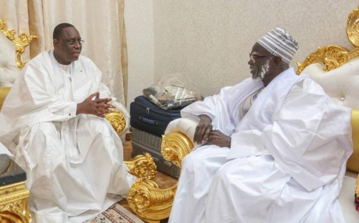 Touba: Macky Sall attendu chez le Khalife mercredi ou jeudi prochain