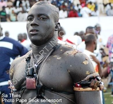 Sa Thiés Frère de Balla Gaye 2 «  Ou qu'il soit, quoi qu'il fasse; Yekini sera battu »