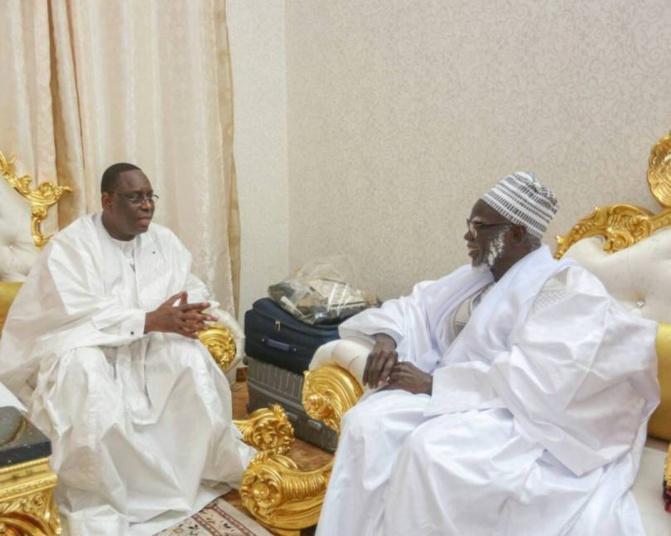 Visite de courtoise à Touba : Macky Sall sera chez le Khalife général des mourides ce mercredi