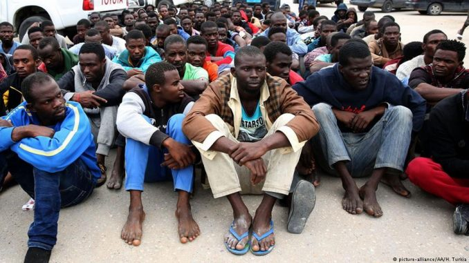 LIBYE - Plus de 40 migrants tués dans un centre de détention