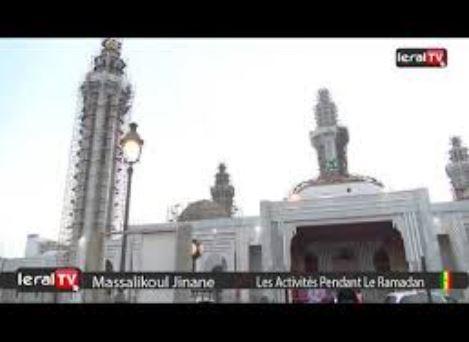 Mosquée Massalikoul Jinane: La date de son inauguration connue