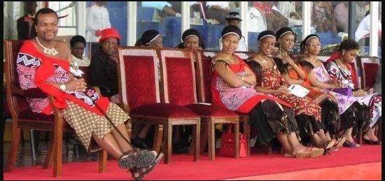 Visite officielle à Dakar: Le Roi aux 13 femmes, Mswati III, hôte de Macky Sall