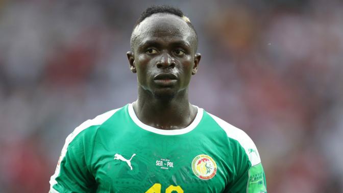 Can 2019 : Sadio Mané, seul Sénégalais dans l'équipe-type du premier tour