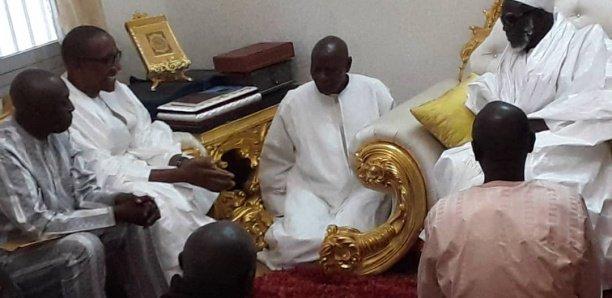 Affaire Pétro-Tim : Abdoul Mbaye et Mamadou Lamine Diallo reçus par le Khalife des Mourides