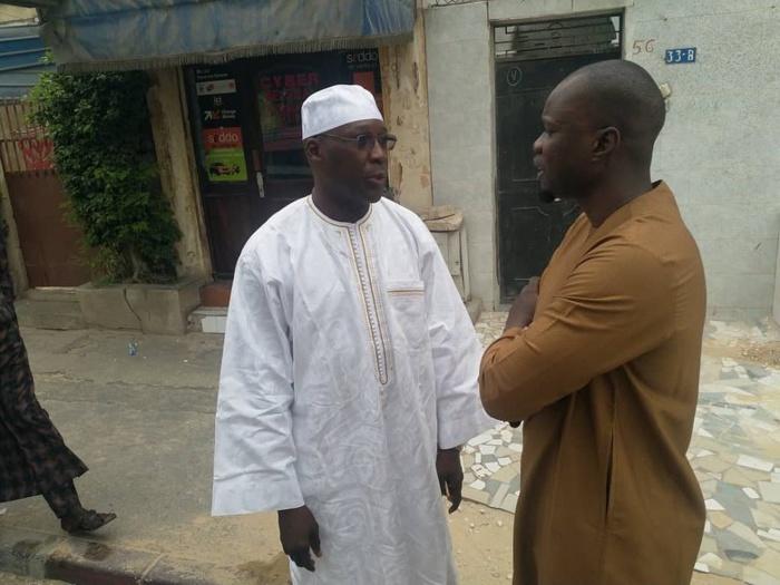 Ousmane Sonko : « Le Colonel Abdourahim Kébé est victime de tracasseries et de tentatives d'intimidation »