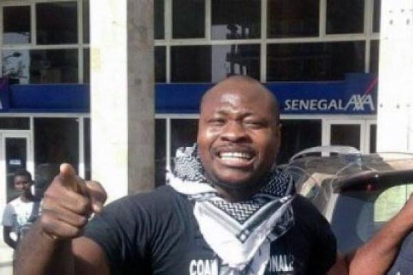 Guy Marius Sagna : « le préfet a fait exprès d'autoriser la manifestation après 12 h pour casser la mobilisation »