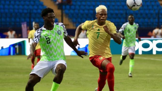 CAN: Le Nigéria renverse le Cameroun et file en quarts