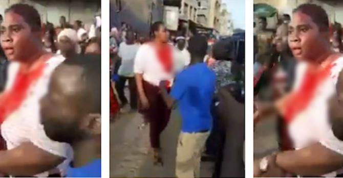 Pikine: Les femmes de l'Apr se bagarrent jusqu'au sang, la tête de l'une d'elles fracassée