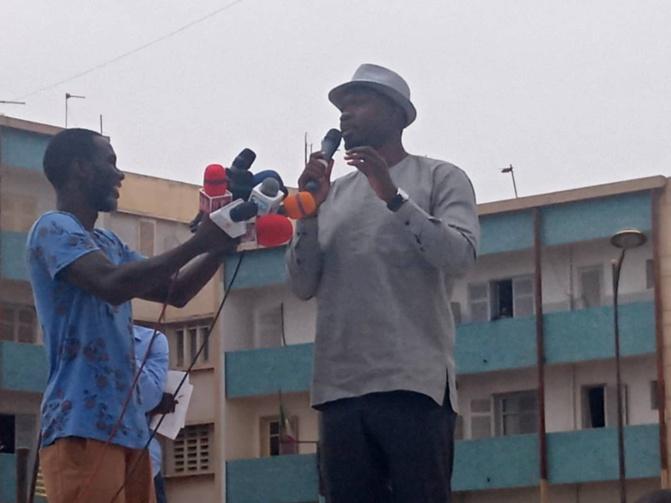 Ousmane Sonko: «Macky Sall a bazardé toutes nos ressources, ce qu'il a fait dans le zircon et le fer est pire…»