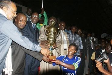 Finale coupe Assemblée nationale : Diambars, grand vainqueur !