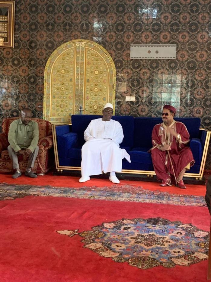 Ahmed Khalifa Niasse à Macky Sall: « Yallah bou andoul ak yow, do guiss beneu tokkou pétrole* »