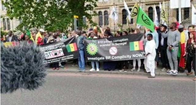 Scandale Petro-Tim : La Diaspora ne lâche pas les SALL