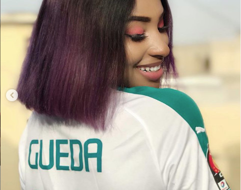 PHOTOS - Ces images d'OUMY, l'actrice de la série « Golden » en 12é Gaïndé qui font le buzz