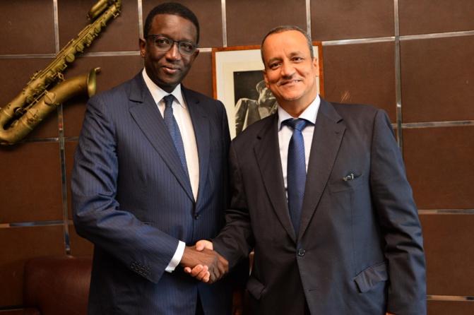 Situation des Sénégalais en Mauritanie : Amadou Bâ reçoit son homologue Ismail Oul Cheikh Ahmad