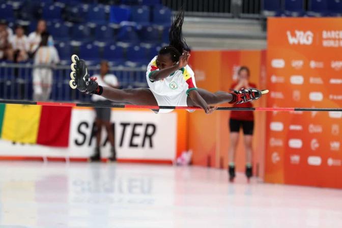 Mondiaux de Roller 2019 : Awa Baldé médaillée d'Or, établit un nouveau record du monde