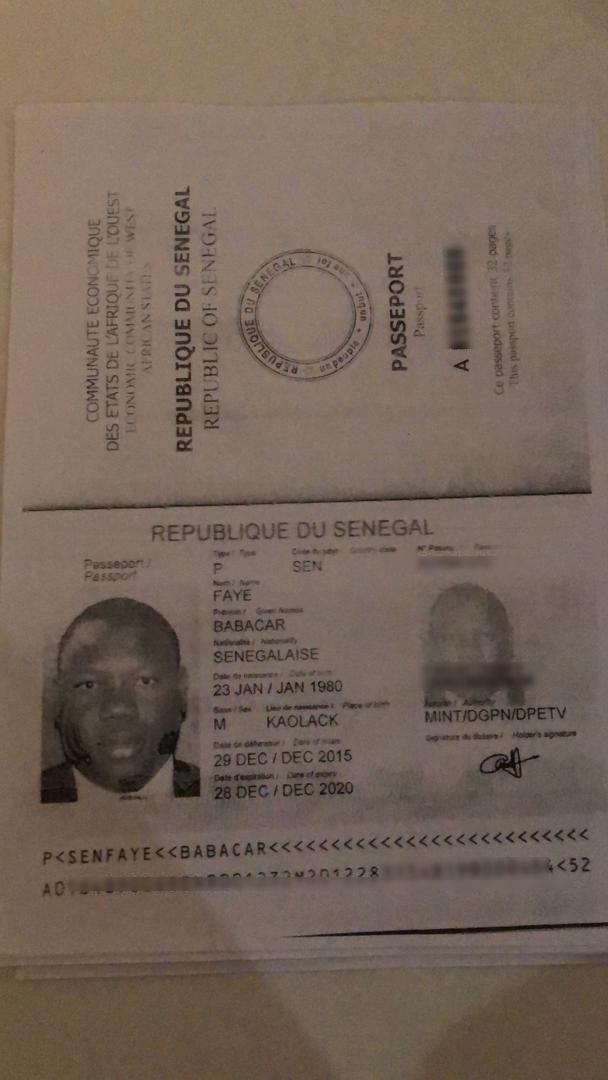 Escroquerie foncière: Babacar Faye dit Makhary , le faux frère de Marième Faye Sall dans de sales draps et recherché par ...