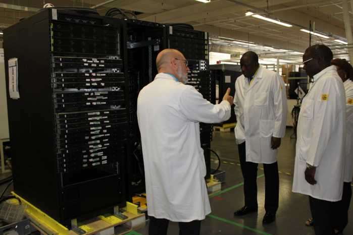 Le Sénégal disposera de son supercalculateur en septembre 2019