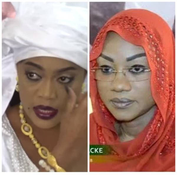 Sokhna Baly Mountakha Mbacké à Médinatoul Salam pour présenter ses condoléances à l'épouse de feu Cheikh Béthio Thioune