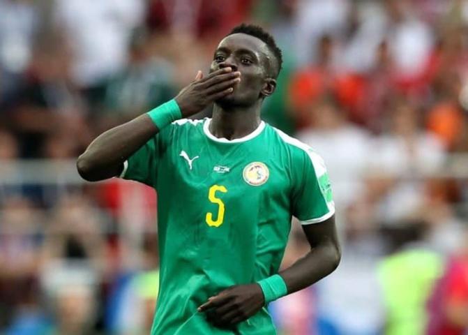 Idrissa Guèye: «On veut donner ce trophée au Sénégal»