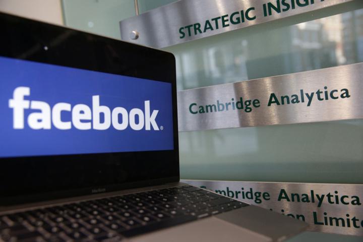 Facebook condamné à une amende de 5 milliards de dollars pour le scandale Cambridge Analytica '