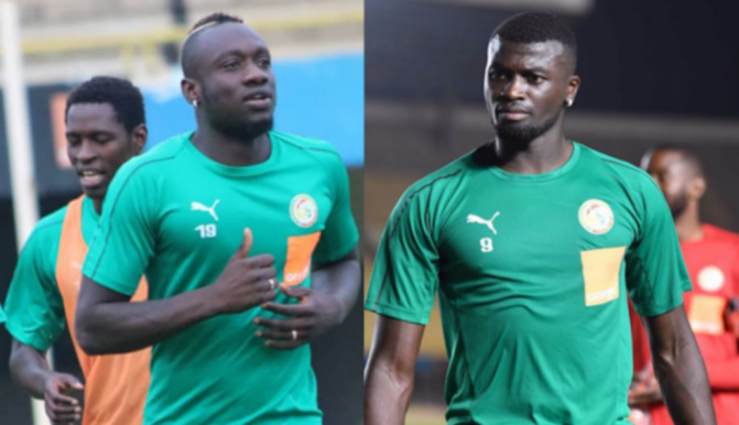 Can 2019 : Mbaye Niang et Mbaye Diagne incertains contre la Tunisie