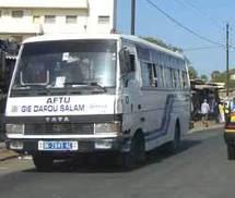 """Hausse des tickets de bus """"tata"""""""