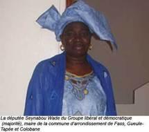 Seynabou Wade fait expulser une famille à Colobane