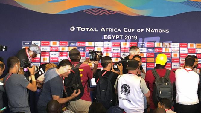 Tension avant Sénégal-Tunisie: la presse tunisienne boycotte la conférence de presse d'Aliou Cissé et de Lamine Gassama