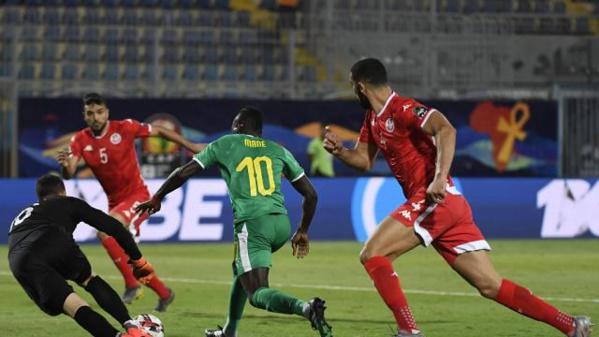 Demi-finale de la CAN 2019: deux penalties manqués, fin de match de folie entre le Sénégal et la Tunisie