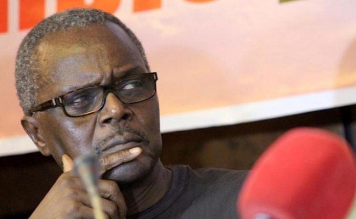 Décès d'Ousmane Tanor Dieng: La levée du corps prévue aujourd'hui à Paris