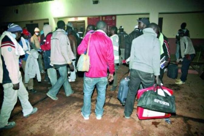 Allemagne : 20 Sénégalais rapatriés, aujourd'hui, à Dakar