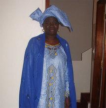 [AUDIO] Accusée d'expulser une famille de 15 personnes, Seynabou Wade réplique et menace Iba Der