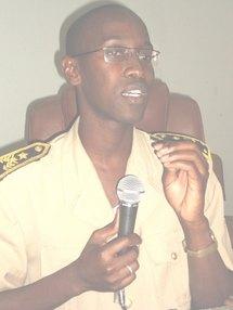 Pour avoir tenté de voler le portefeuille du gouverneur, S.Ndiaye placé en garde-à-vue