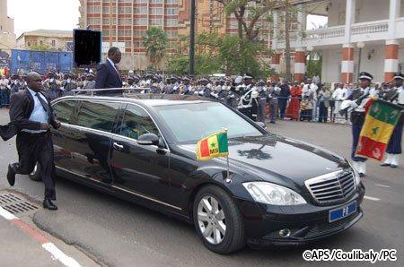 INVESTIGATION: Comment une limousine à 375 000 000 de FCfa peut-elle prendre feu ?