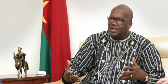 Obsèques de Tanor Dieng : le président burkinabé, Roch Marc Christian Kaboré, attendu à Dakar ce jeudi