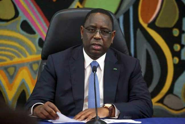 Finale Sénégal - Algérie: le message du Président Macky Sall aux