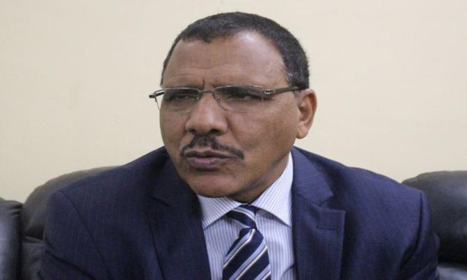Obsèques de Tanor Dieng: une délégation du Niger conduite par Mouhamed Bazoum, a présenté ses condoléances