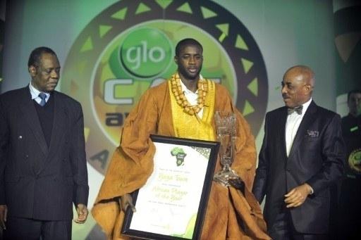 Yaya Touré au sommet du football africain