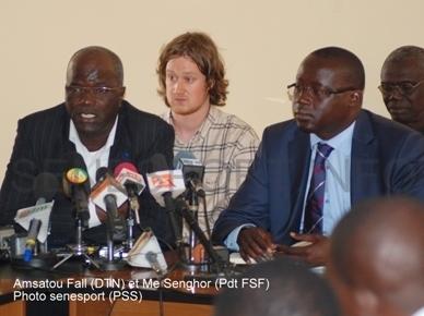 Football FSF : Ministère : Le ''y en marre '' des fédéraux.