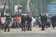 Samine- Affrontements entre élèves et gendarmes : Un jeune reçoit deux balles