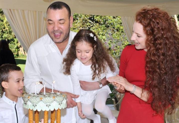 Maroc : Mohammed VI«scandalisé» par la rumeur avec sa femme (photos)