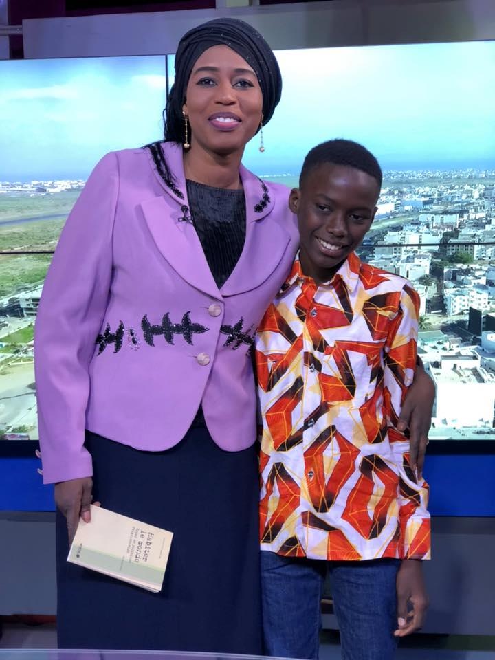 PHOTOS - Alfred Amadou MANGO ! Le plus jeune bachelier du Sénégal ! A 14 ans, il décroche son bac série S2!