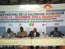 Khalifa Drame, Coordinateur du festival ''koom-koom'' aux autorités : «On ne gère pas la culture comme un meeting politique»