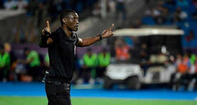 Alioum, arbitre de la finale: « Pourquoi j'ai retiré le penalty du Sénégal »