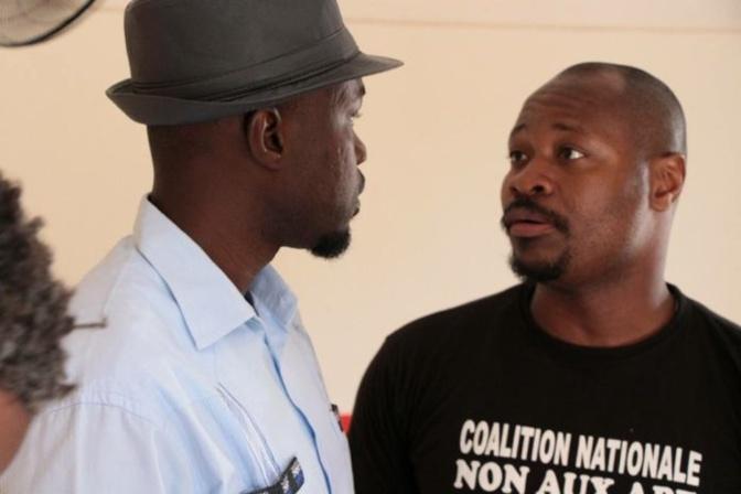 Ousmane Sonko sur l'arrestation de Guy Marius Sagna : « de l'absurde au ridicule »