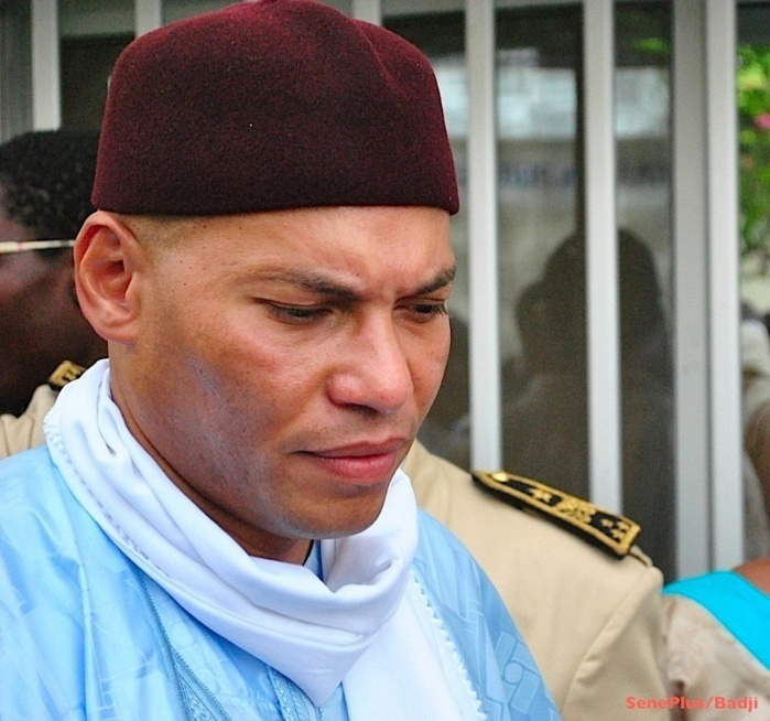 ''Le problème du Pds s'appelle Karim Wade'' ( Amalyste)