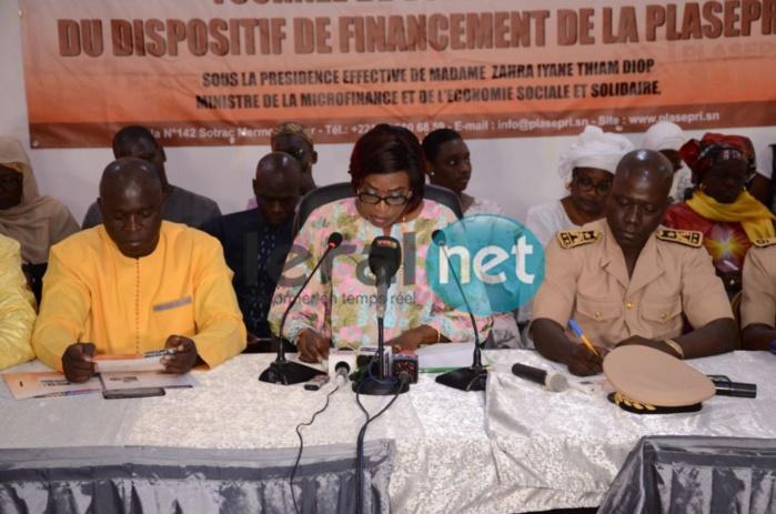Photos - Kolda: Zahra Iyane Thiam annonce un financement de 200 millions FCfa dans la région